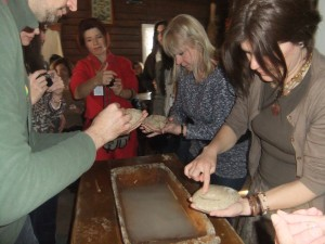 Exploring bread making traditions